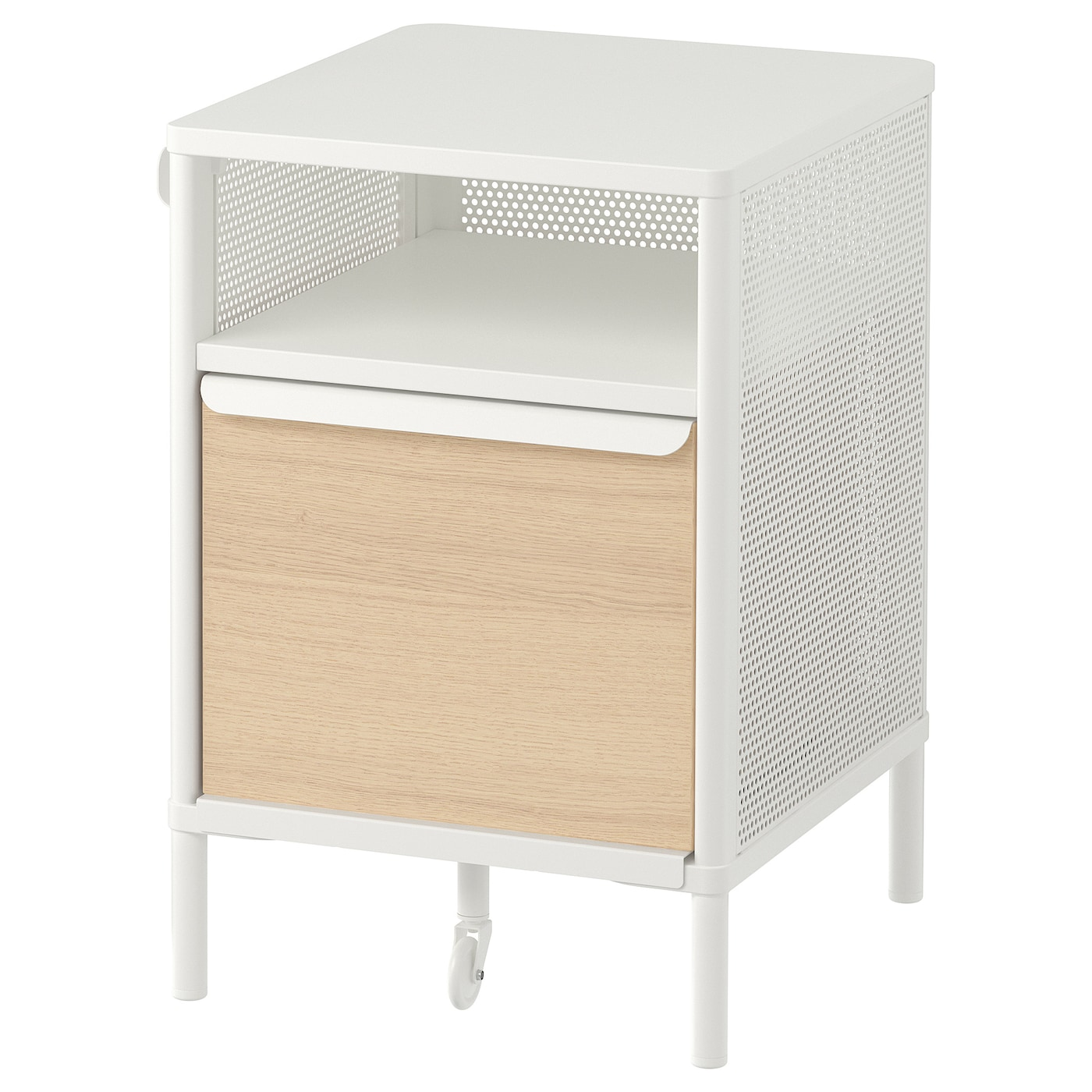 IKEA BEKANT storage unit on legs 10 year guarantee. Read about the terms in the guarantee brochure.