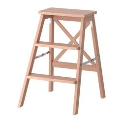 Ikea BekvÄm Stepladder 3 Steps Can Be Folded To Save E