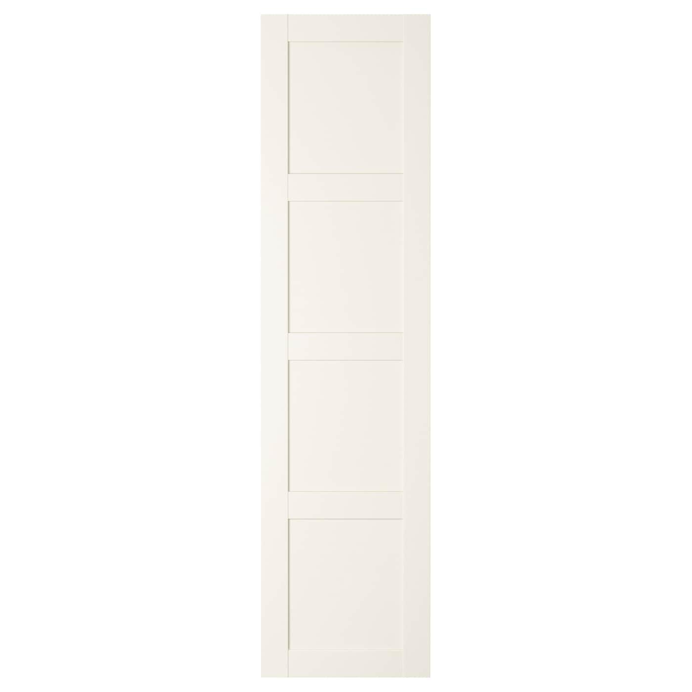 Door BERGSBO White  sc 1 st  Ikea & BERGSBO Door White 50x195 cm - IKEA pezcame.com
