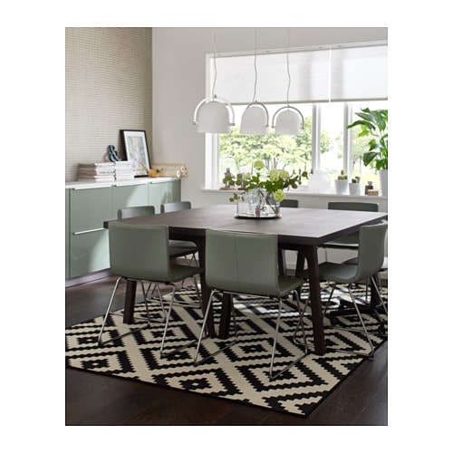bernhard chair chrome plated mjuk green ikea. Black Bedroom Furniture Sets. Home Design Ideas