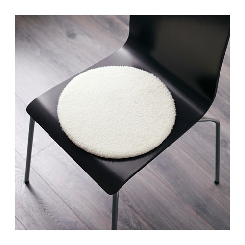 IKEA BERTIL chair pad Polyurethane foam provides great comfort and long-lasting support.