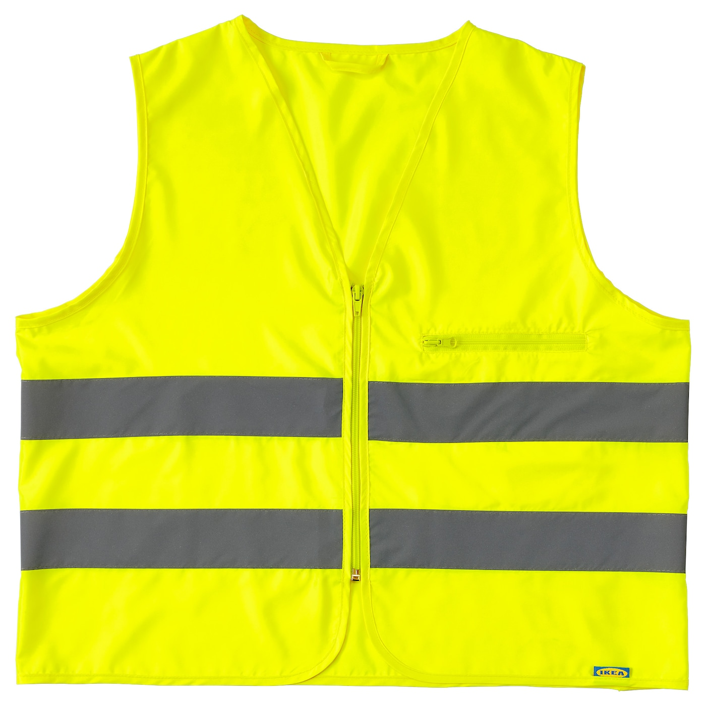 Beskydda reflective vest m yellow ikea for Ikea safety vest