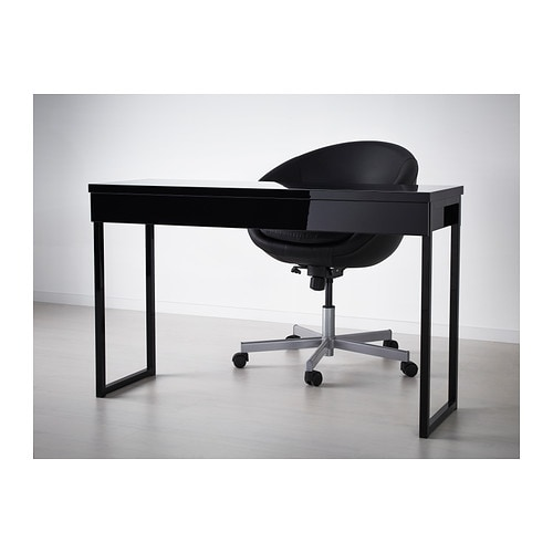 Ikea Besta Burs Gebraucht : IKEA BEST? BURS desk Can be placed in the middle of a room because