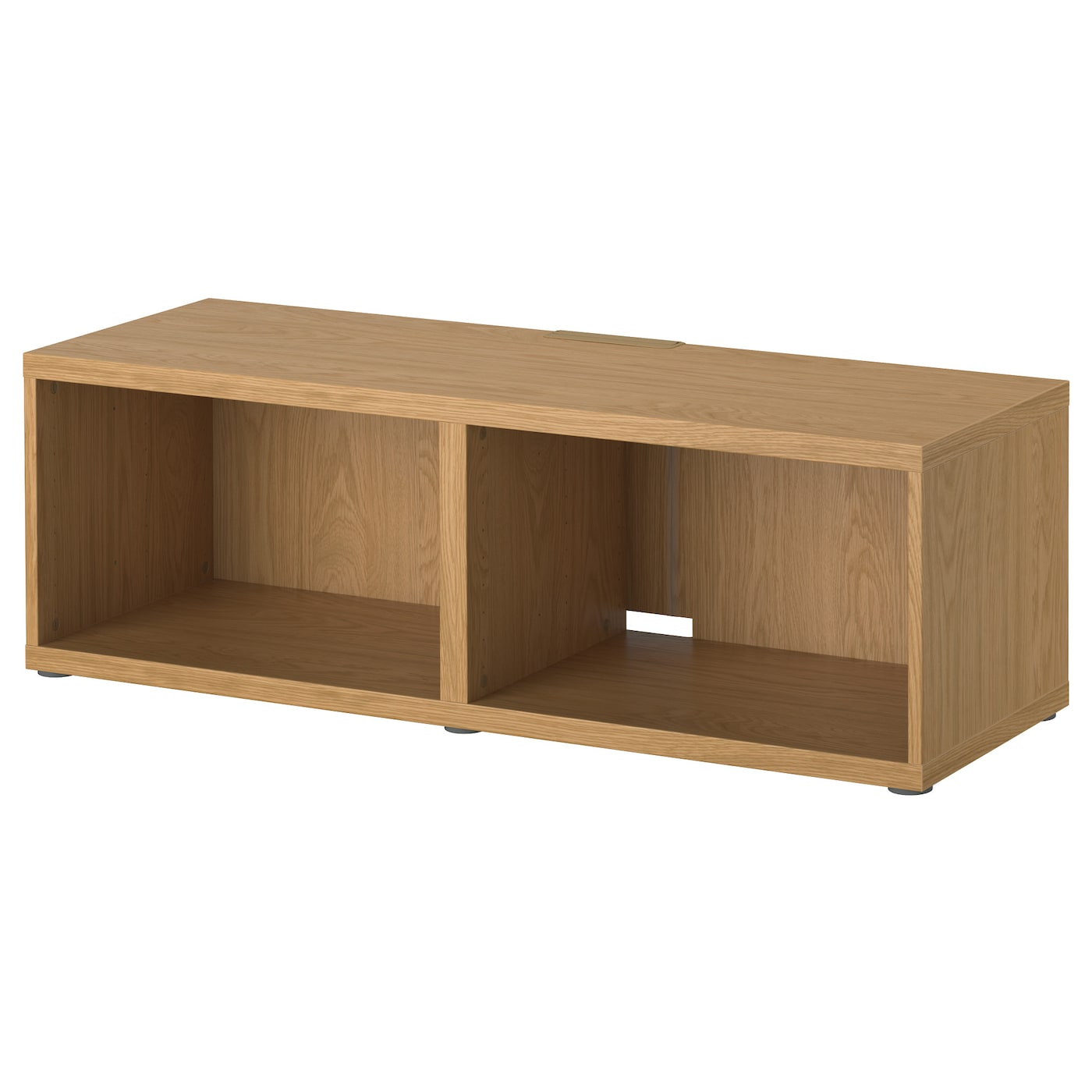 IKEA BESTÅ TV bench If you want to organise inside you can complement with BESTÅ interior fittings.