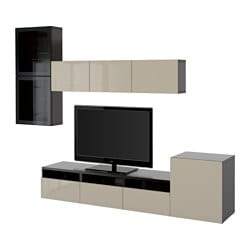 Wohnwand ikea besta  BESTÅ Storage System | IKEA