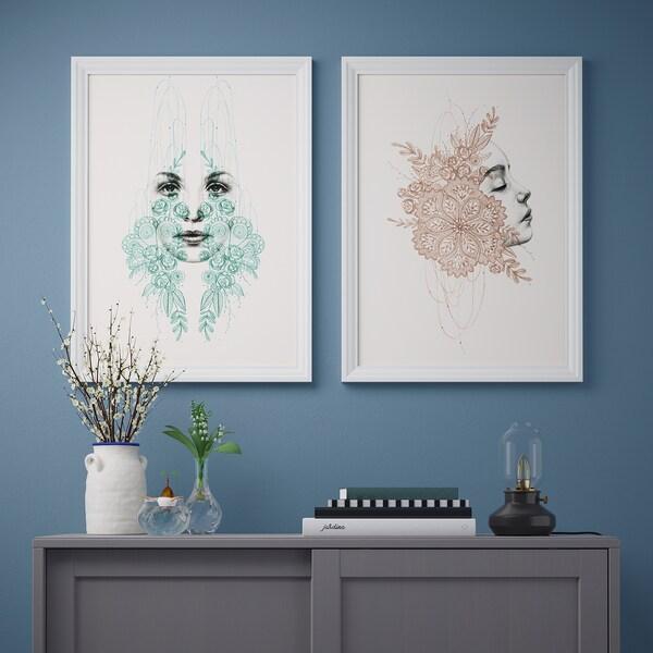 BILD Poster, Face, 50x70 cm