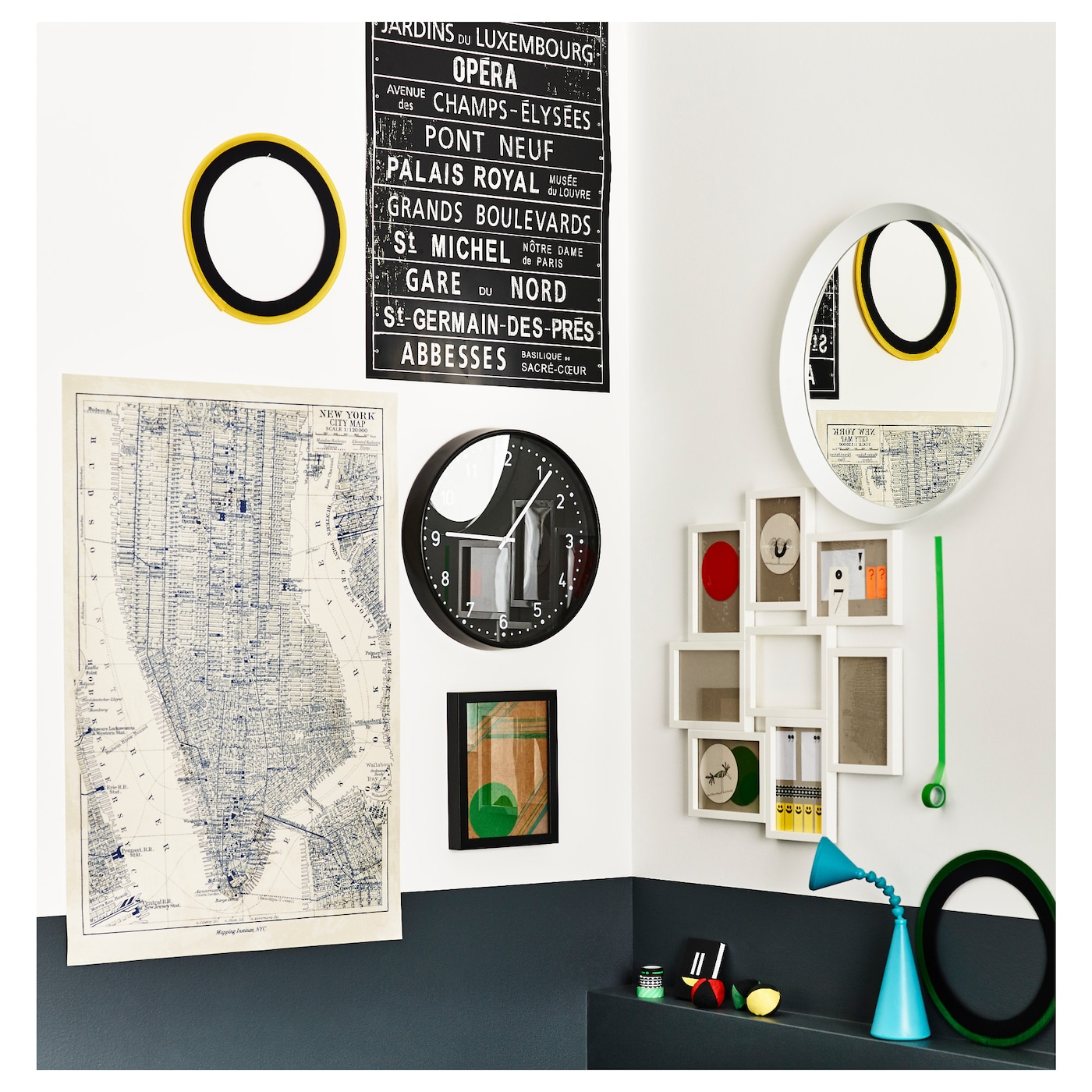 IKEA BILD poster You can personalise your home with artwork that expresses your style.