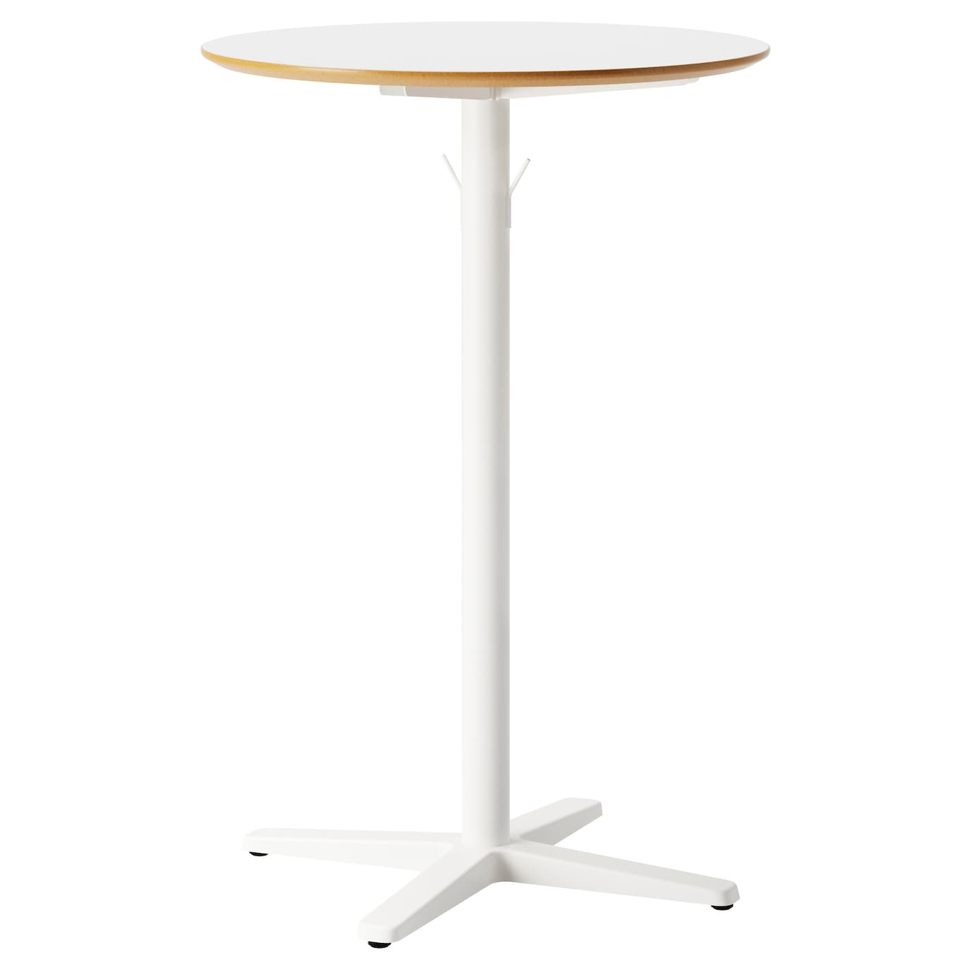 Billsta bar table white white cm ikea table en teck ikea for Table ikea pliante