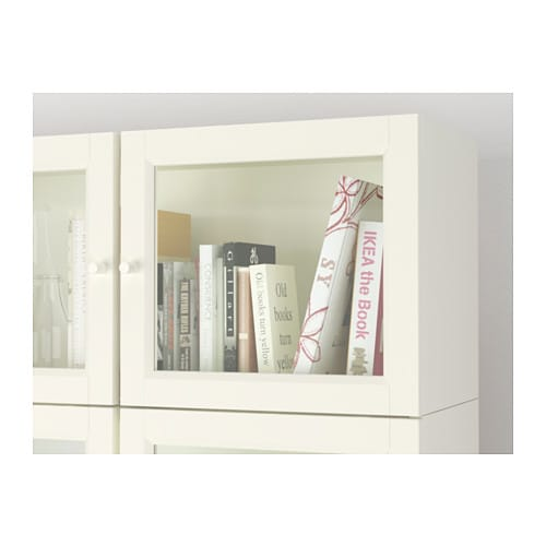 billy oxberg bookcase white 200x237x28 cm ikea. Black Bedroom Furniture Sets. Home Design Ideas