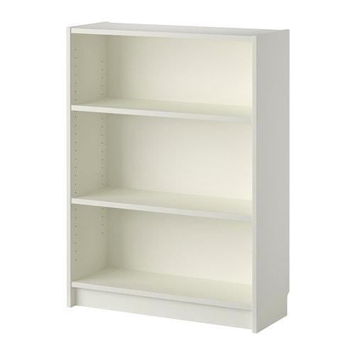 billy bookcase white 80x28x106 cm   ikea