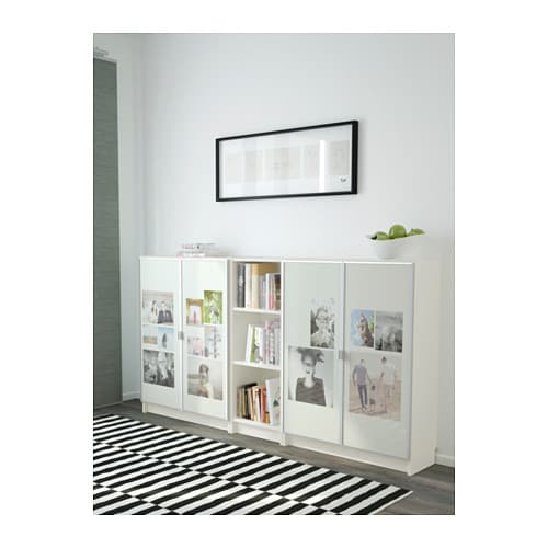 IKEA BILLY/MORLIDEN bookcase