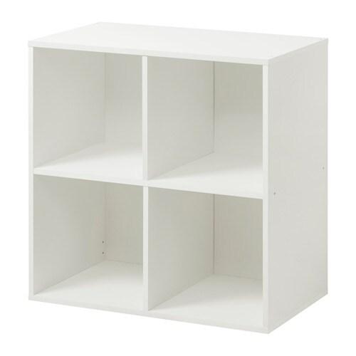 bitr de shelving unit white 72x72 cm ikea. Black Bedroom Furniture Sets. Home Design Ideas