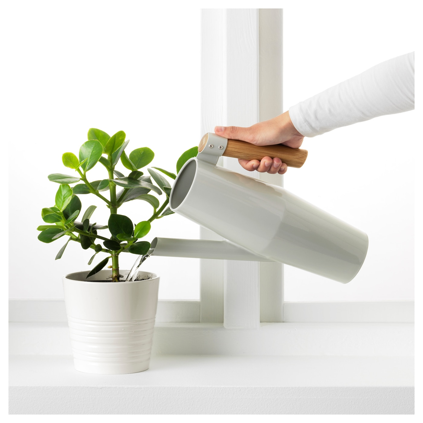 IKEA BITTERGURKA watering can