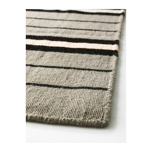 ikea bj rnloka rug flatwoven easy to vacuum thanks to its flat
