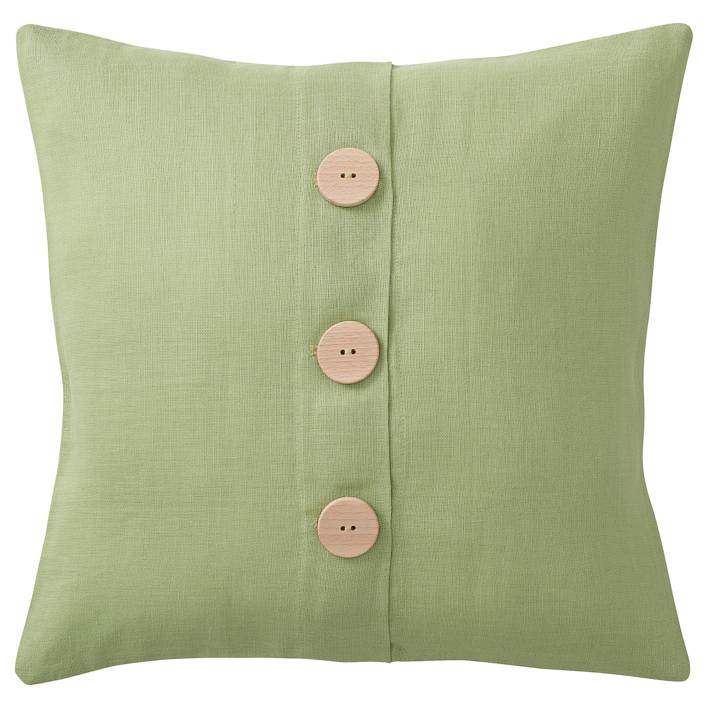 IKEA BJÖRKSNÄS cushion cover Linen is strong and durable and gets softer after washing.