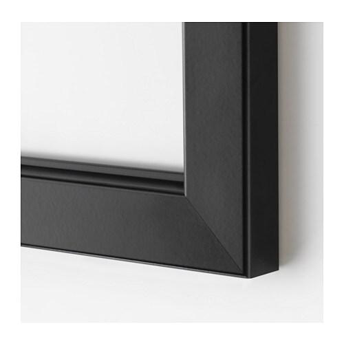 bj rksta frame black 78x118 cm ikea. Black Bedroom Furniture Sets. Home Design Ideas