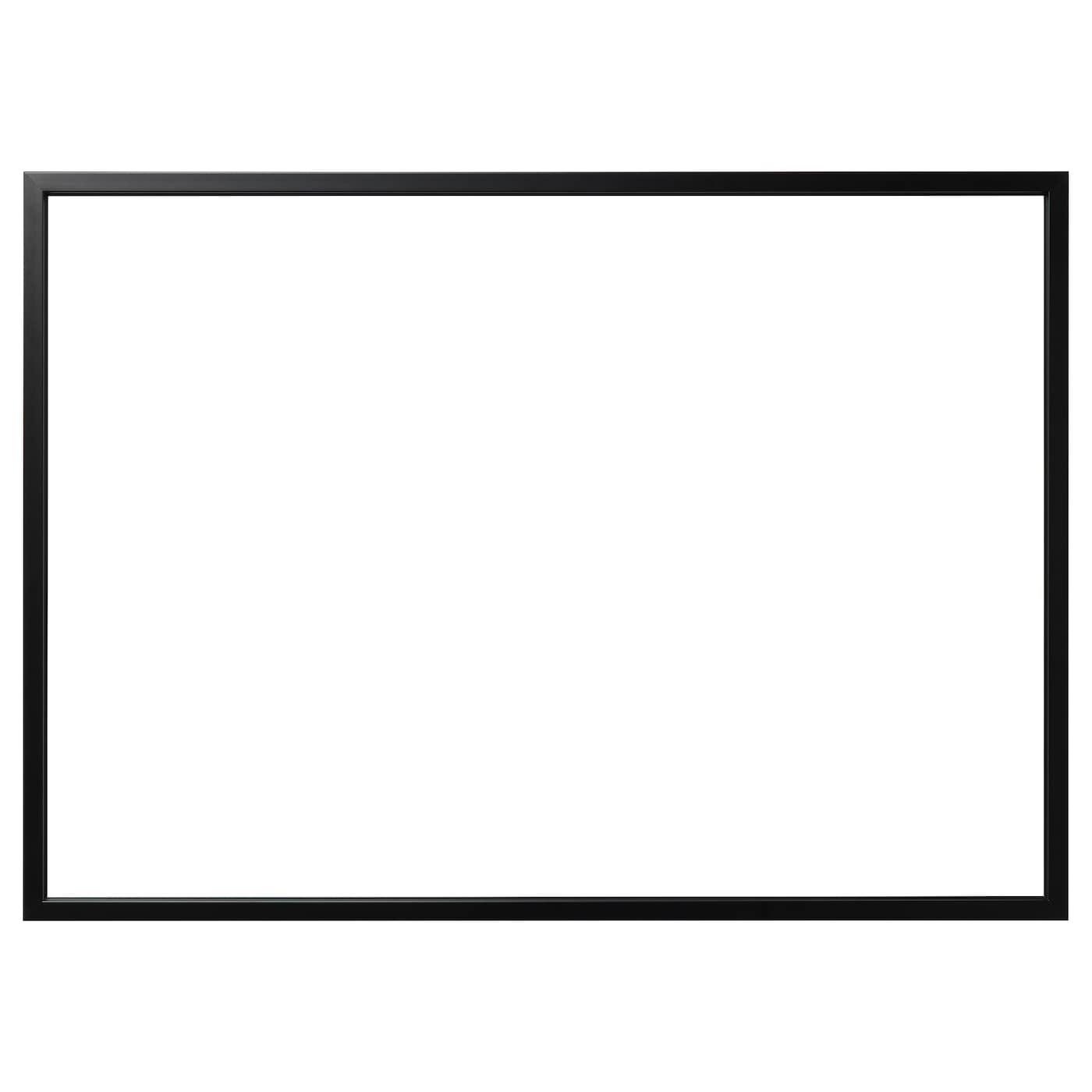 bjÖrksta frame black 140x100 cm - ikea