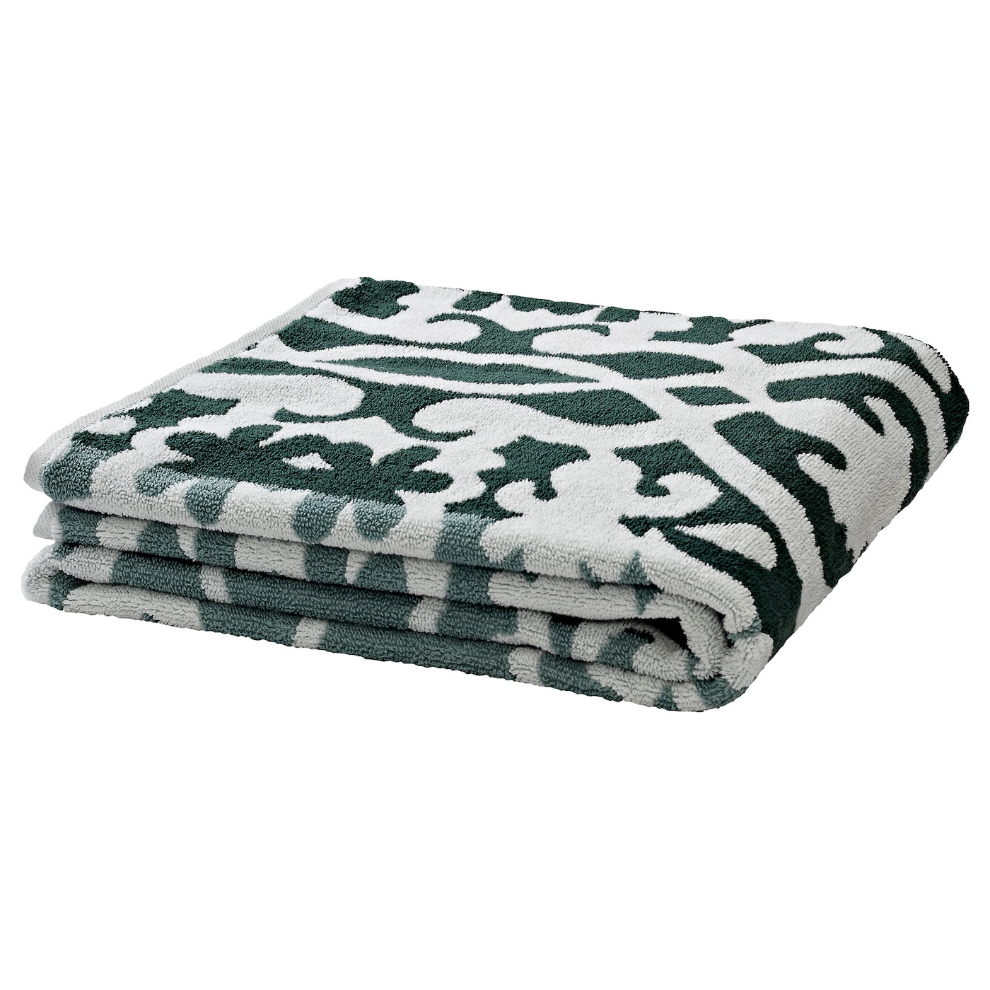 IKEA BLÄDJAN bath towel The long, fine fibres of combed cotton create a soft and durable towel.