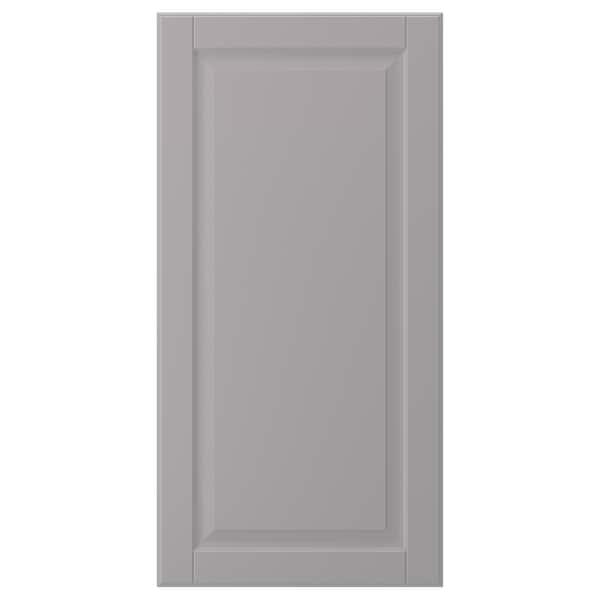 BODBYN Door, grey, 40x80 cm