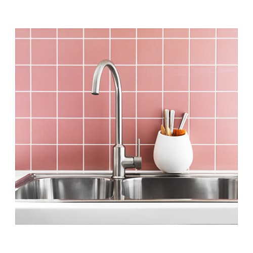 Ikea Apothekerschrank Bohrschablone ~ home  PRODUCTS  Kitchen products  Kitchen taps & sinks  BOHOLMEN