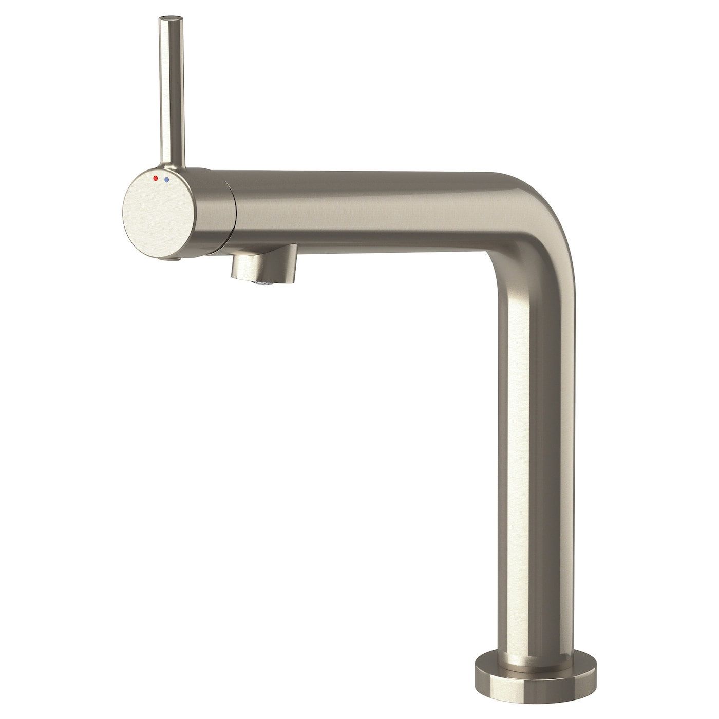 IKEA BOSJÖN kitchen mixer tap 10 year guarantee. Read about the terms in the guarantee brochure.