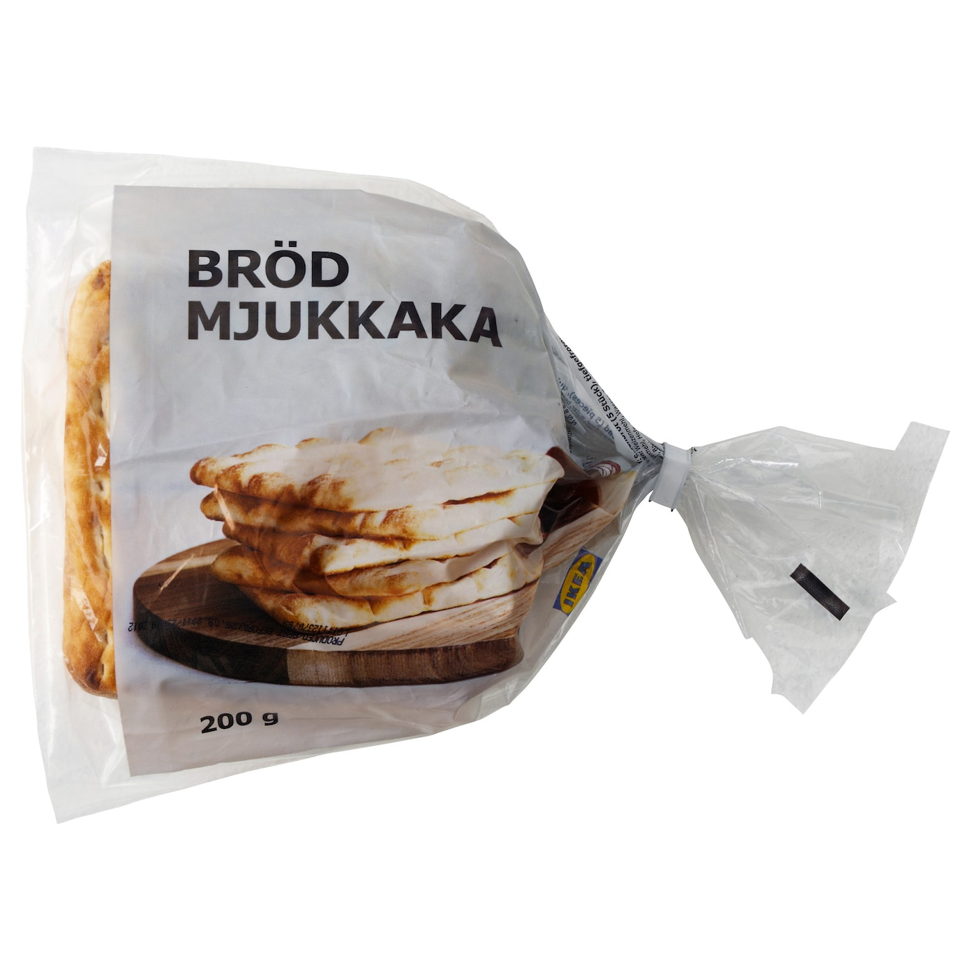 IKEA BRÖD MJUKKAKA soft wheat bread, frozen