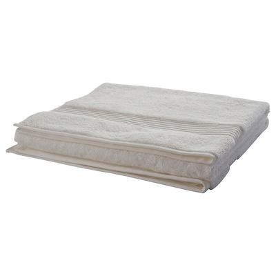 BREDASUND bath towel white 140 cm 70 cm 700 g/m²