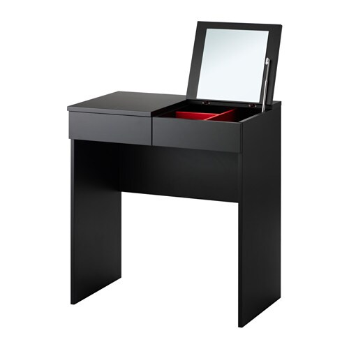 brimnes dressing table ikea. Black Bedroom Furniture Sets. Home Design Ideas