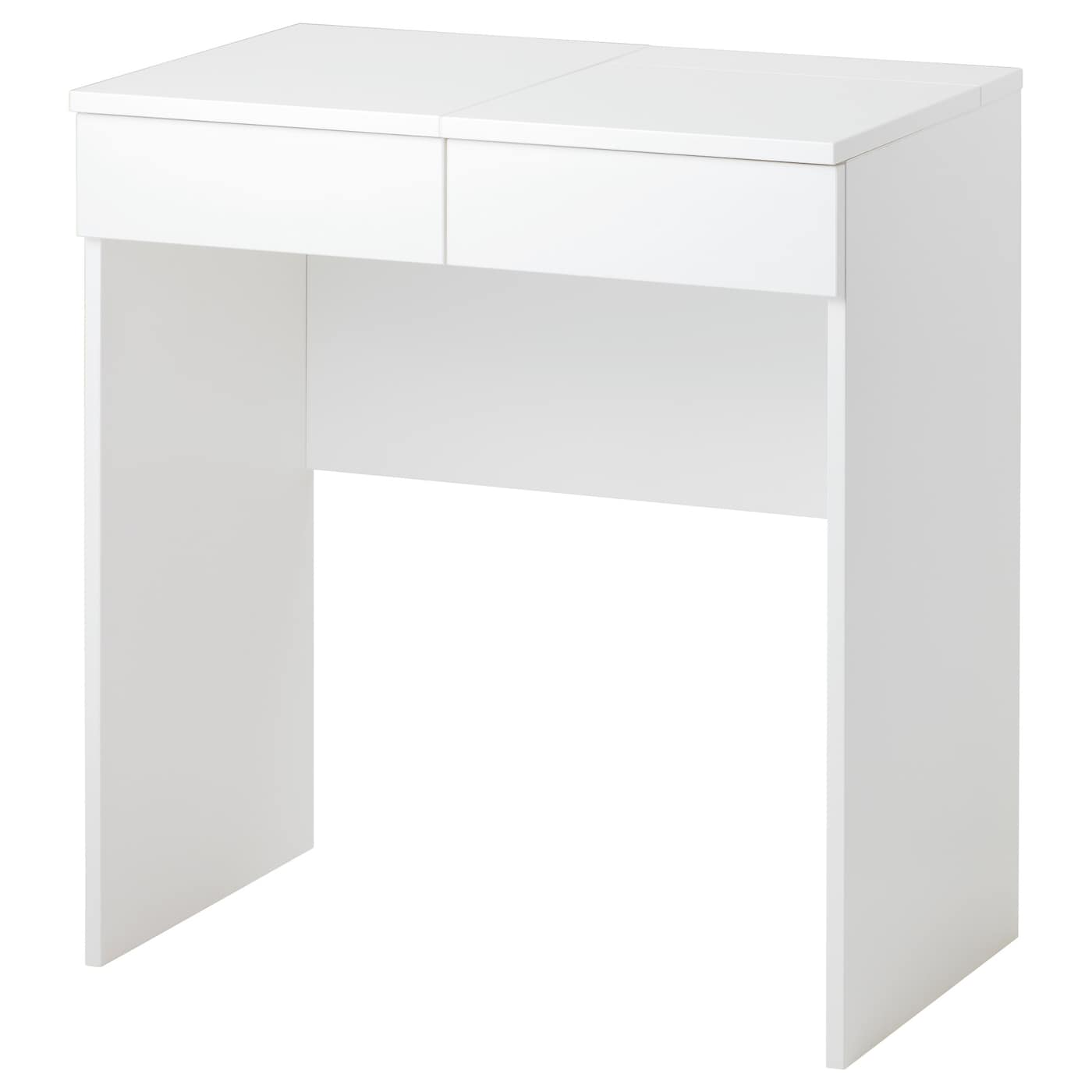Brimnes dressing table white 70x42 cm ikea - Dressing extensible ikea ...