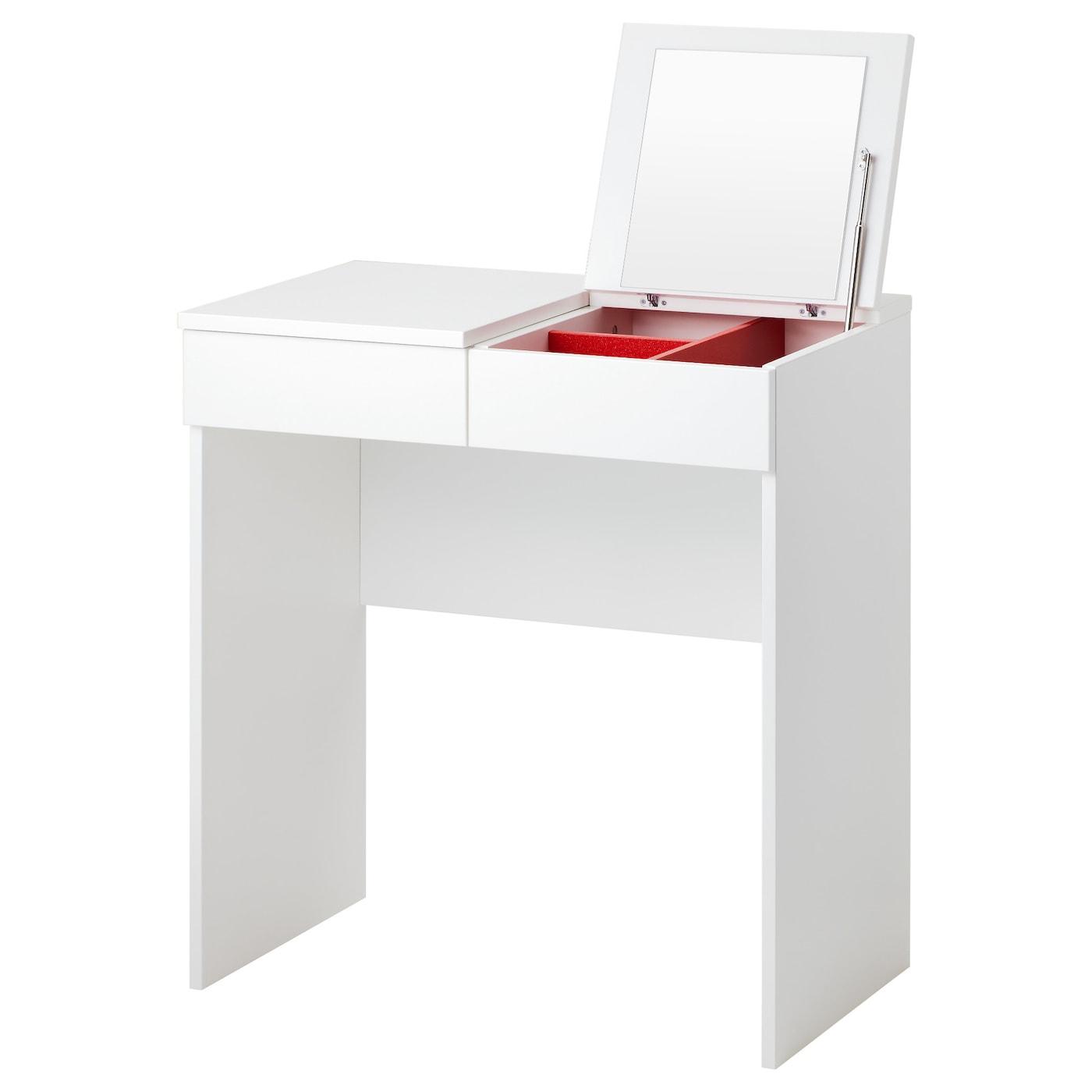 brimnes dressing table white 70 x 42 cm ikea. Black Bedroom Furniture Sets. Home Design Ideas