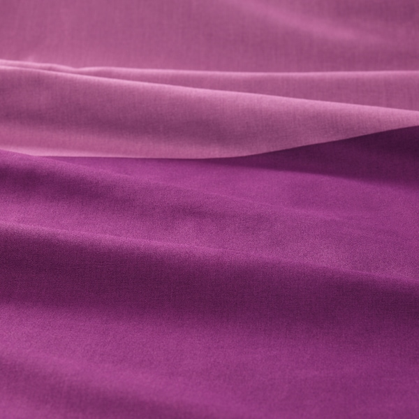 BRUNKRISSLA Quilt cover and pillowcase, lilac, 150x200/50x80 cm