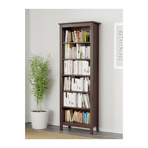Brusali bookcase brown 67x190 cm ikea for Brusali bookcase