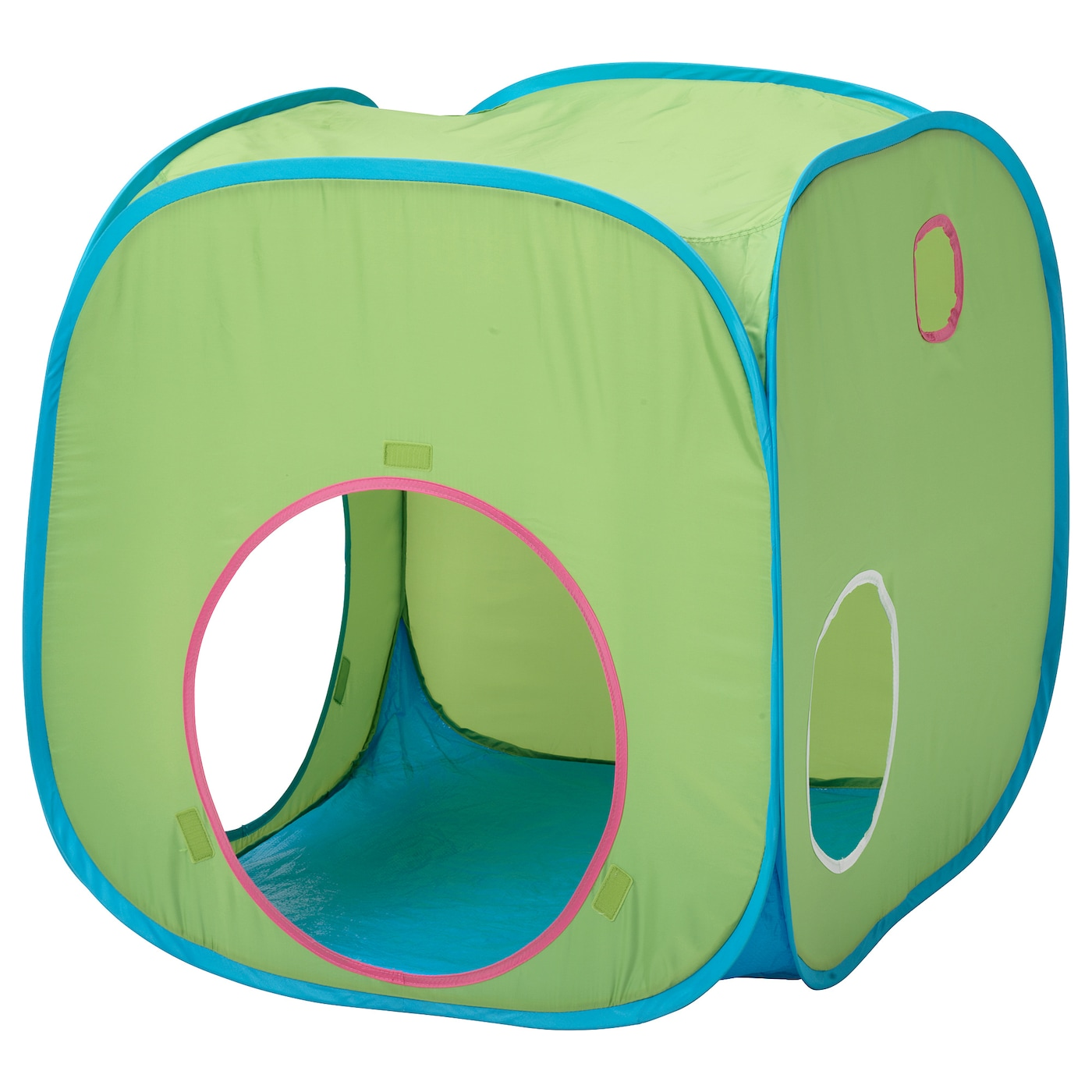 IKEA BUSA children's tent Easy to move or take down when not in use.