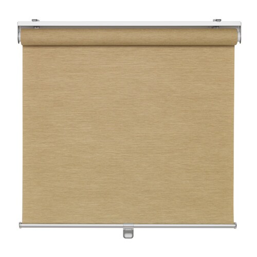 BUSKTOFFEL Roller blind Beige 100x250 cm  IKEA - Curtains For Dining Room Ideas