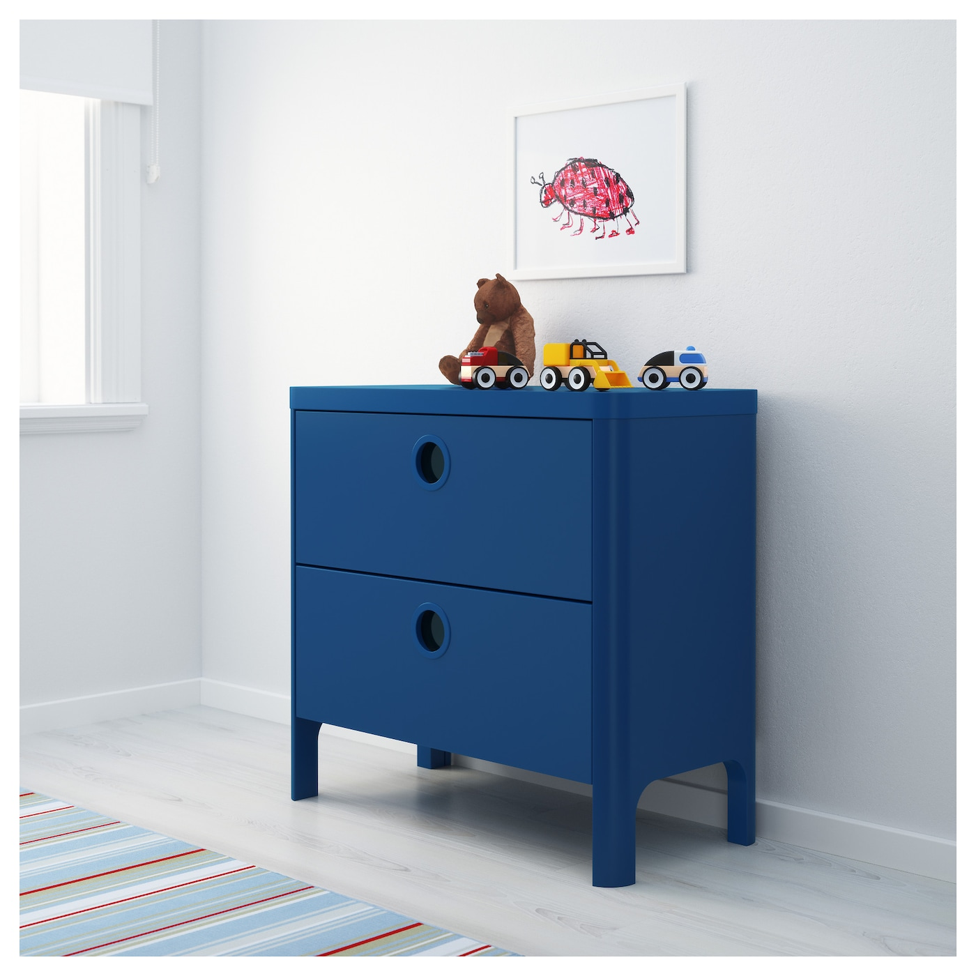 Ikea blue dresser bestdressers 2017 for Ikea storage dresser
