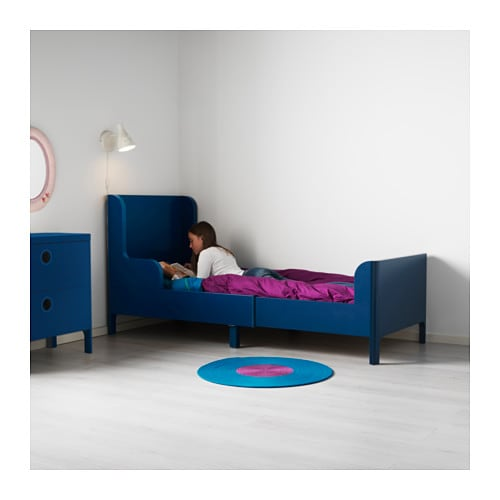 Ikea Udden Herd Anschließen ~ IKEA BUSUNGE extendable bed Extendable, so it can be pulled out as