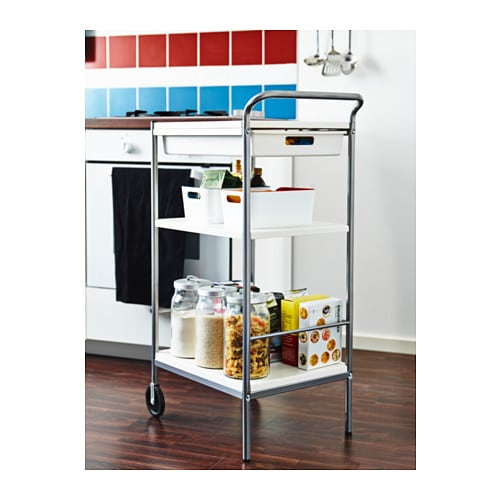 Ikea Schuhschrank Edelstahl ~  PRODUCTS  Kitchen products  Kitchen islands & trolleys  BYGEL