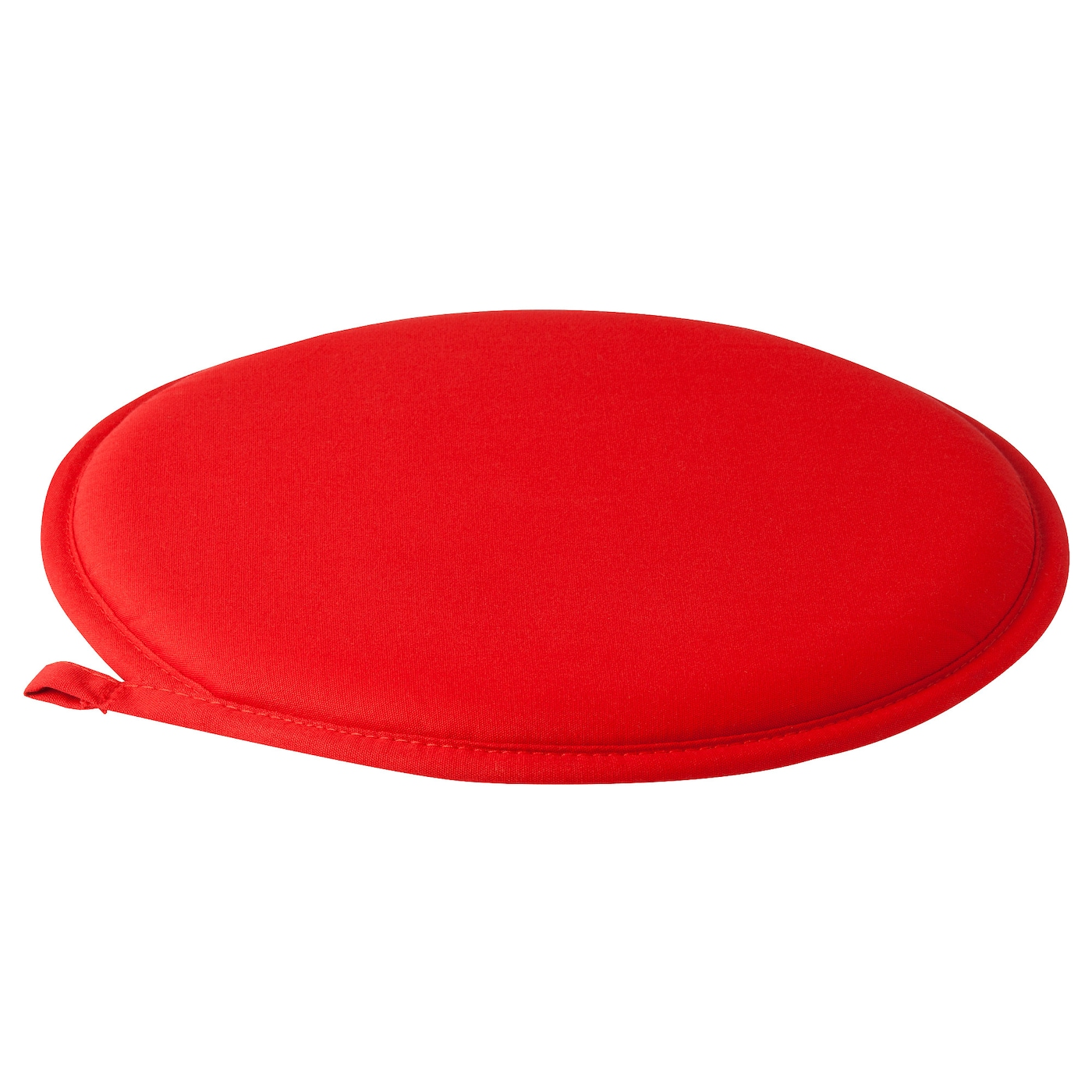 CILLA Chair pad Red 34 cm IKEA