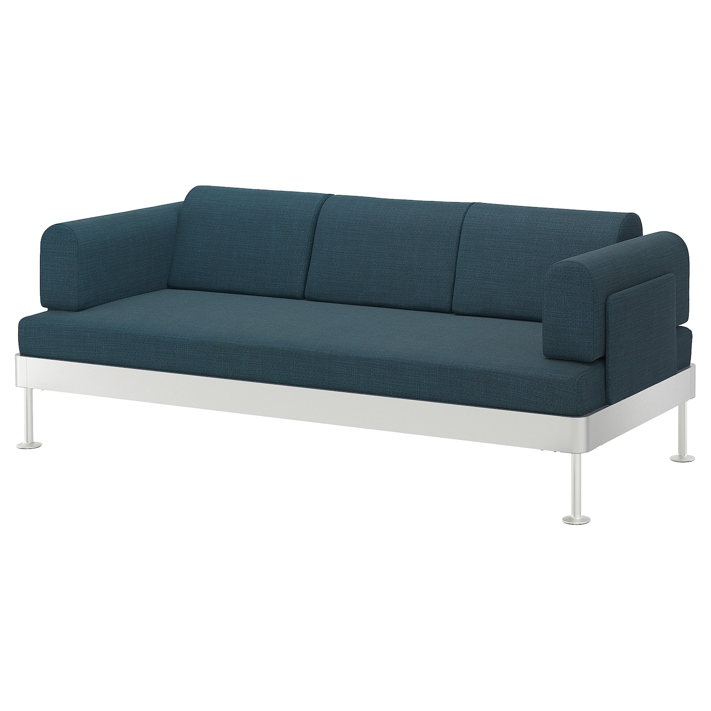 IKEA DELAKTIG 3-seat sofa The cover is easy to keep clean as it is removable and can be washed.