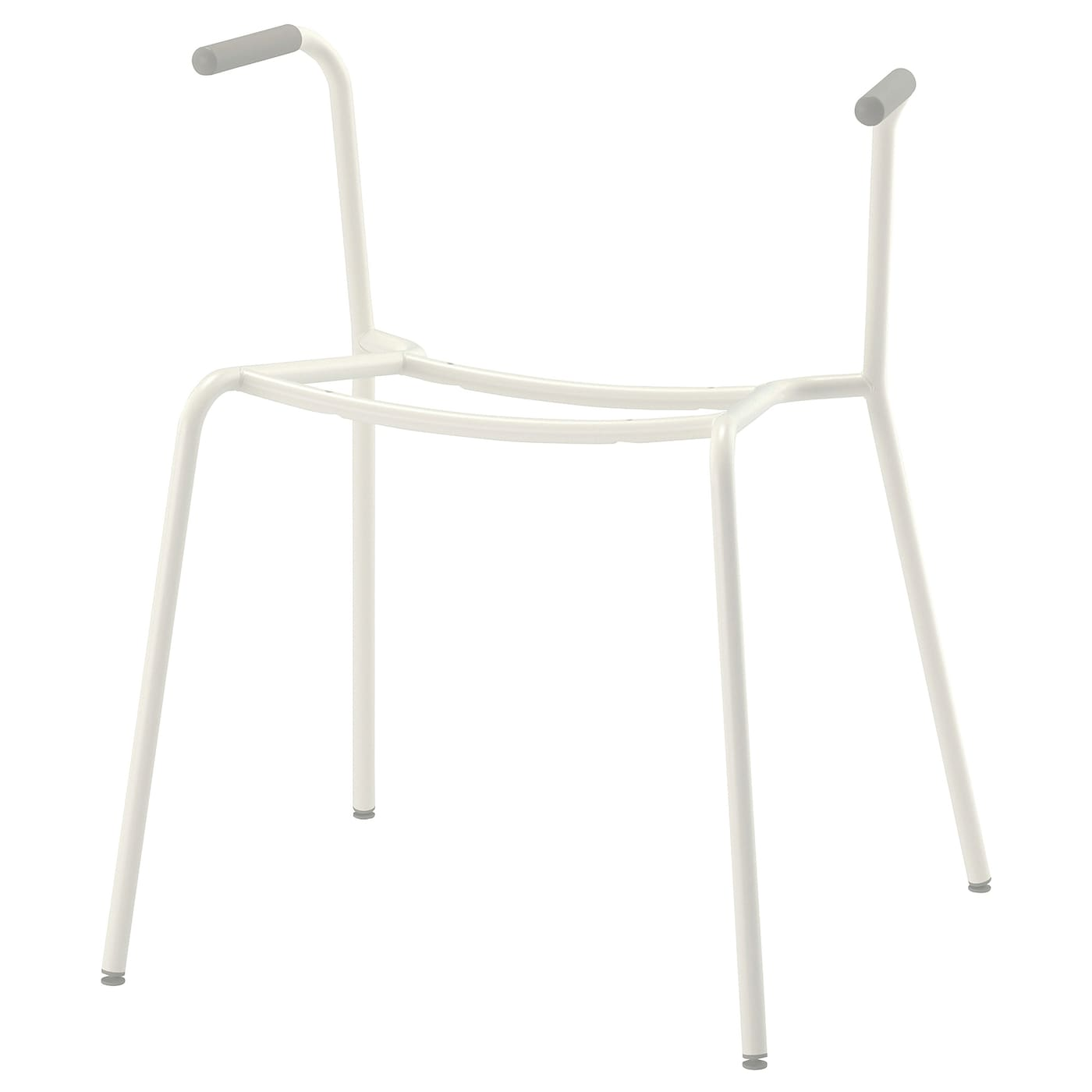 IKEA DIETMAR underframe for chair with armrests You sit comfortably thanks to the armrests.