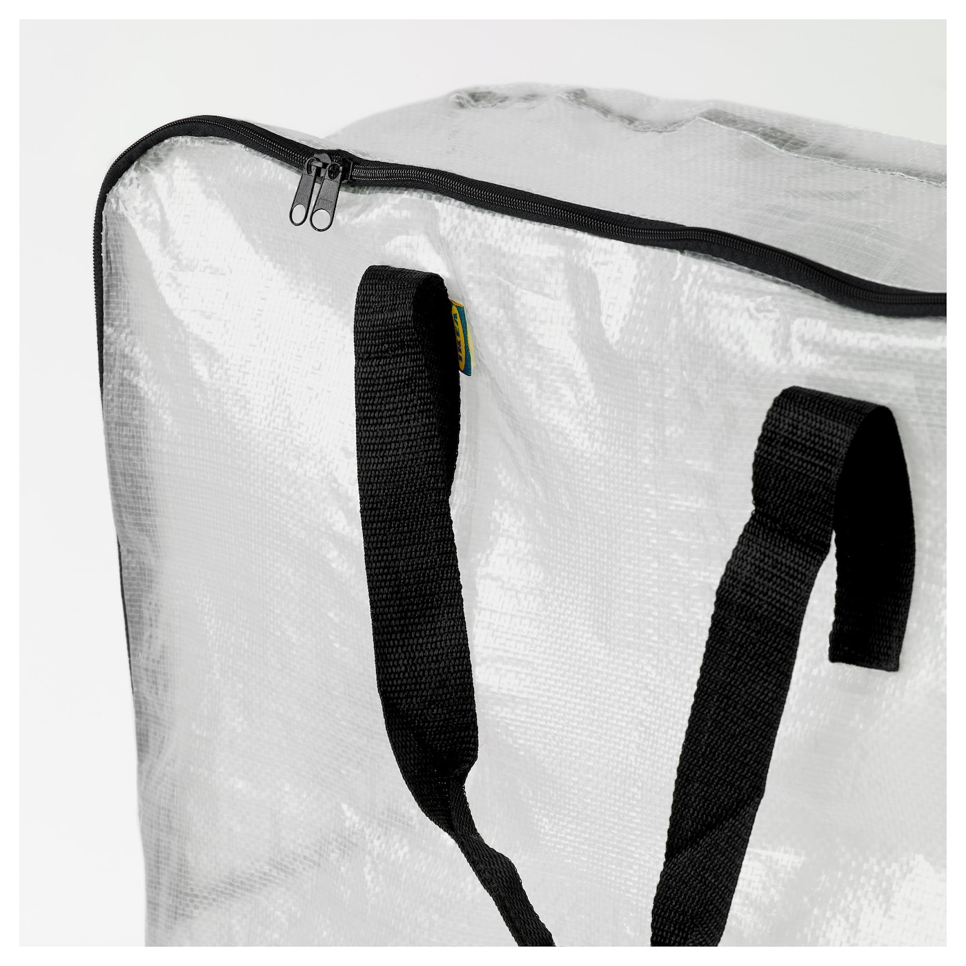 IKEA DIMPA storage bag Protects contents against moisture and dirt. Also suitable for waste sorting.
