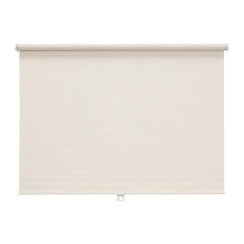 diskodans block out roller blind beige 150x160 cm ikea. Black Bedroom Furniture Sets. Home Design Ideas