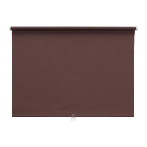 Roller Blinds Ikea : Diskodans block out roller blind brown cm ikea