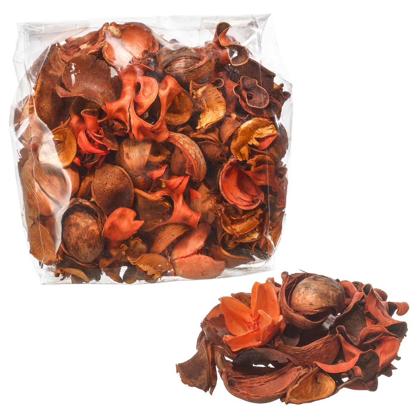IKEA DOFTA potpourri Scent of ripe peaches and exotic fruits with hints of fresh oranges.
