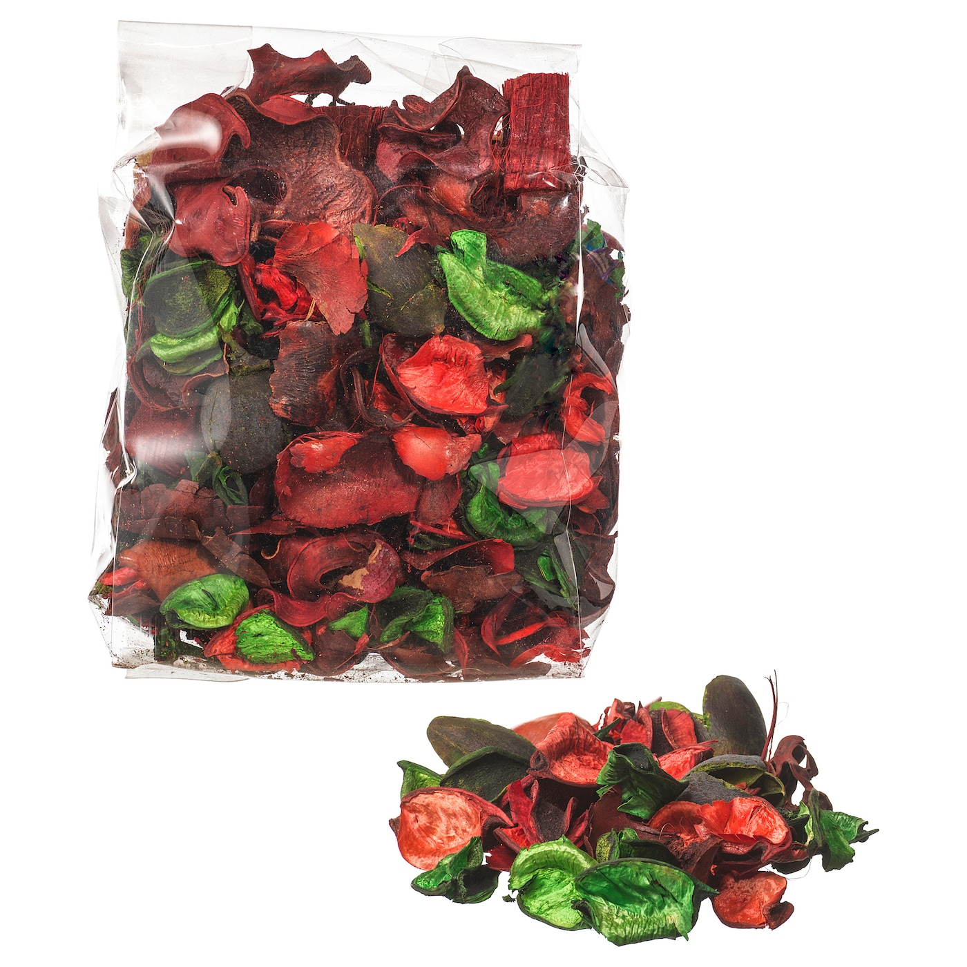 IKEA DOFTA potpourri Ripe scent of sweet red berries with a slight hint of flowers.