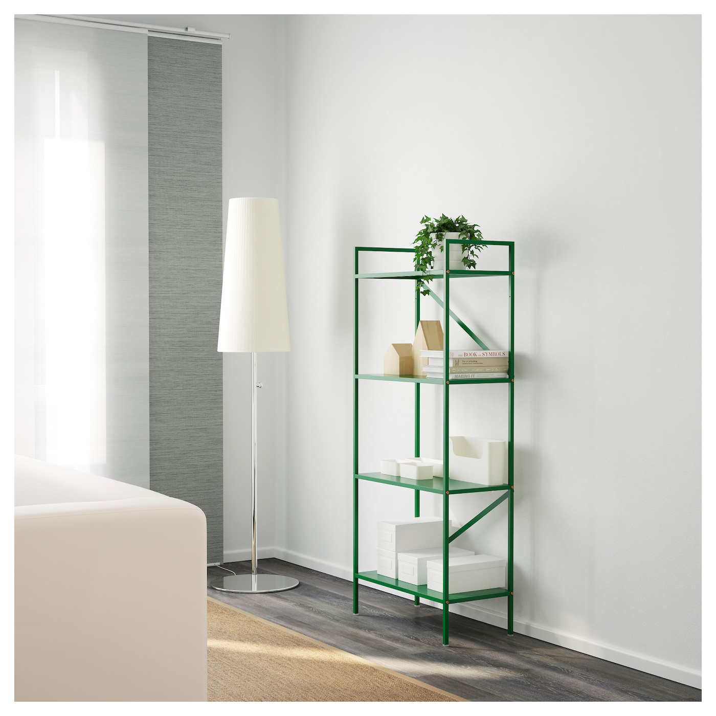 IKEA DRAGET shelving unit