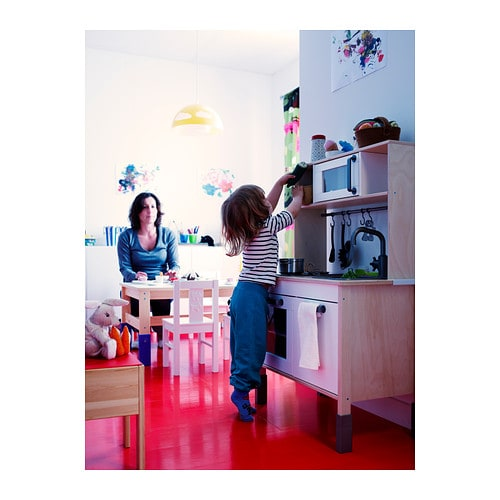 DUKTIG Top section for play kitchen 72×20 cm  IKEA