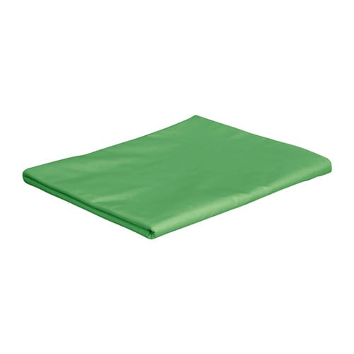 IKEA DVALA sheet Cotton, feels soft and nice against your skin.