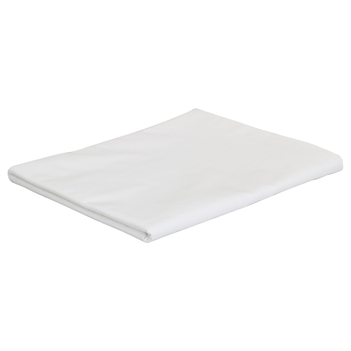 IKEA DVALA sheet Cotton, feels soft and nice against your skin. Fits beds that are 80-90 cm wide.