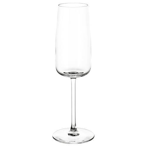 IKEA DYRGRIP Champagne glass